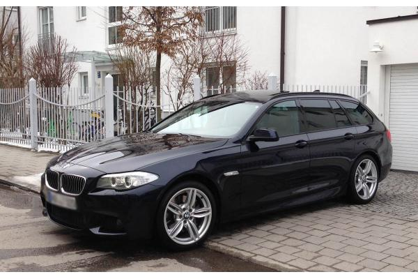 Leasing Durch Leasing 252 Bernahme Bmw 525 D Touring F11 M