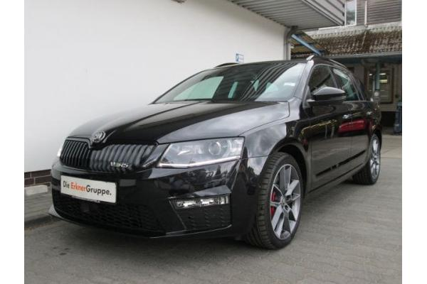 leasing durch leasingübernahme: skoda octavia rs, bj: 07/2014 in hamburg