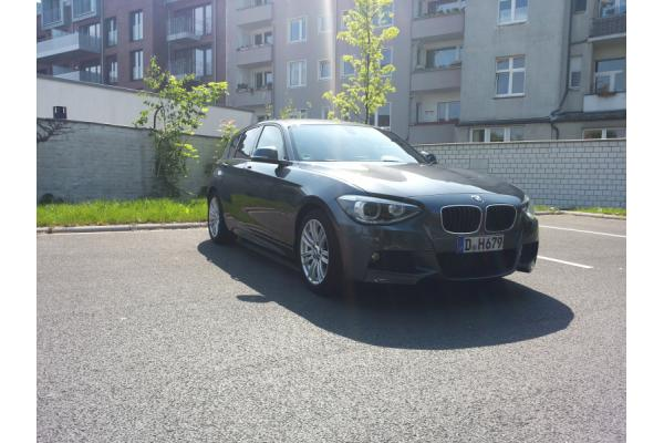 leasing durch leasing bernahme bmw 116 116i f20 m paket. Black Bedroom Furniture Sets. Home Design Ideas