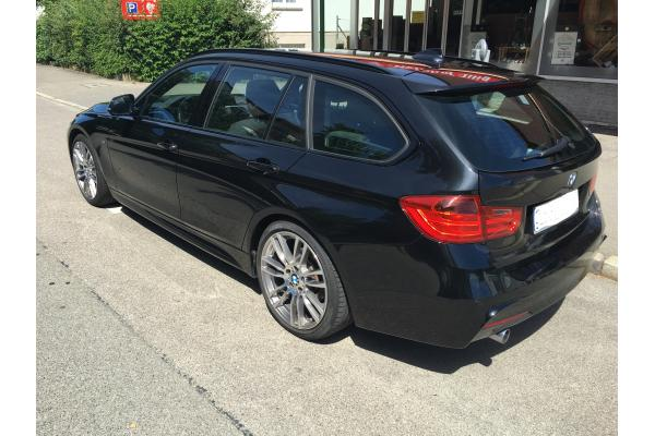 leasing durch leasing bernahme bmw 318 touring m. Black Bedroom Furniture Sets. Home Design Ideas