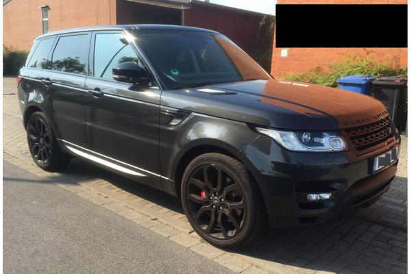 leasing durch leasing bernahme land rover range rover sport sdv8 hse dynamic bj 01 2015 in. Black Bedroom Furniture Sets. Home Design Ideas