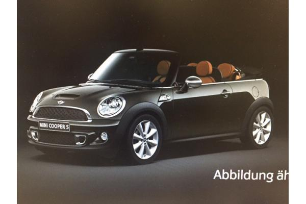 leasing durch leasing bernahme mini cooper s cabrio bj. Black Bedroom Furniture Sets. Home Design Ideas