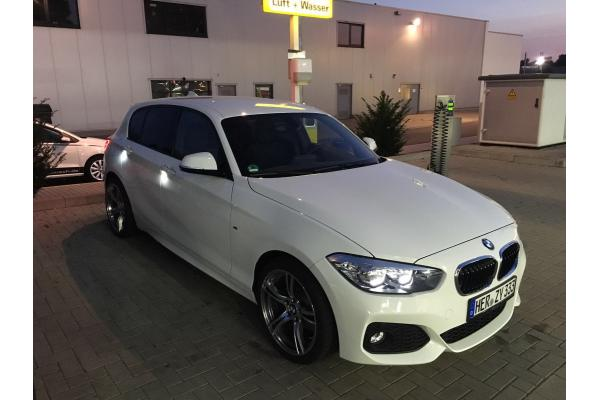 leasing durch leasing bernahme bmw 116 116i m sportpaket. Black Bedroom Furniture Sets. Home Design Ideas