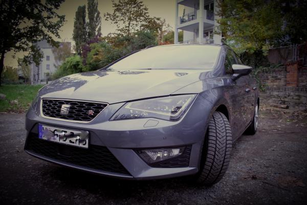 leasing durch leasing bernahme seat leon st fr 4drive 2 0. Black Bedroom Furniture Sets. Home Design Ideas