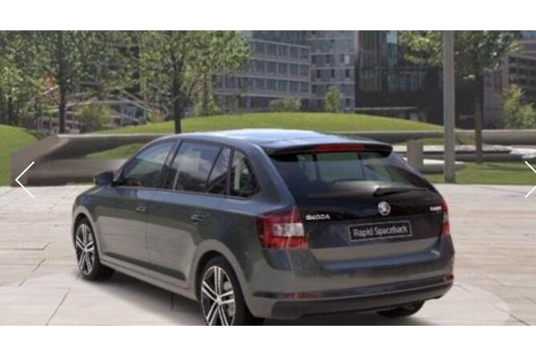 leasing durch leasing bernahme skoda rapid spaceback 1 6. Black Bedroom Furniture Sets. Home Design Ideas
