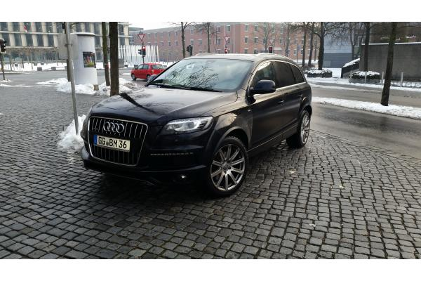 leasing durch leasing bernahme audi q7 3 0 tdi qattro. Black Bedroom Furniture Sets. Home Design Ideas