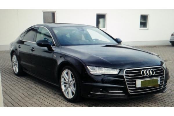 leasing durch leasing bernahme audi a7 3 0 tdi s tr bose bj 10 2015 in raunheim. Black Bedroom Furniture Sets. Home Design Ideas