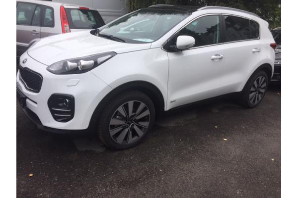 leasing durch leasing bernahme kia sportage sportage premium bj 10 2016 in bad camberg wuppertal. Black Bedroom Furniture Sets. Home Design Ideas
