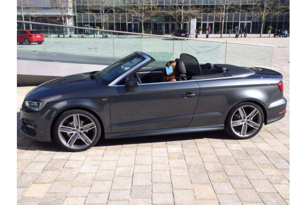 leasing durch leasing bernahme audi a3 cabrio amb 1. Black Bedroom Furniture Sets. Home Design Ideas