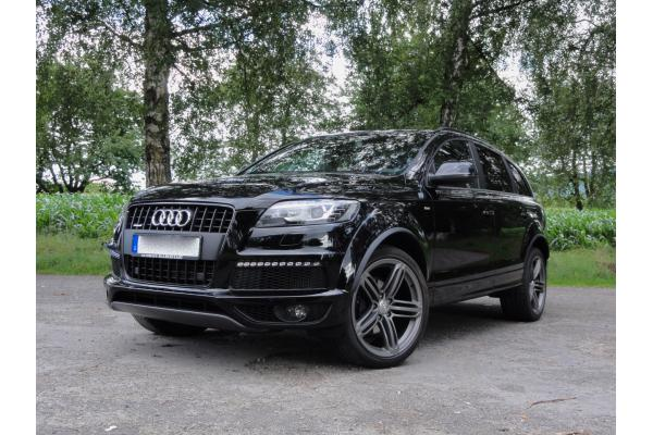 leasing durch leasing bernahme audi q7 4 2 tdi s line bj. Black Bedroom Furniture Sets. Home Design Ideas