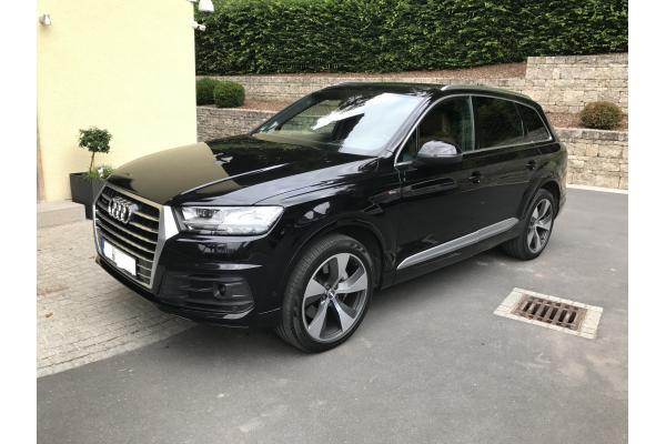 leasing durch leasing bernahme audi q7 bj 06 2017 in. Black Bedroom Furniture Sets. Home Design Ideas