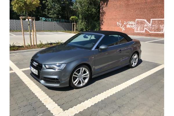 leasing durch leasing bernahme audi a3 a3 cabrio 1 4 tfsi. Black Bedroom Furniture Sets. Home Design Ideas