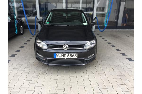 leasing durch leasing bernahme volkswagen polo comfortline bj 02 2016 in wuppertal. Black Bedroom Furniture Sets. Home Design Ideas