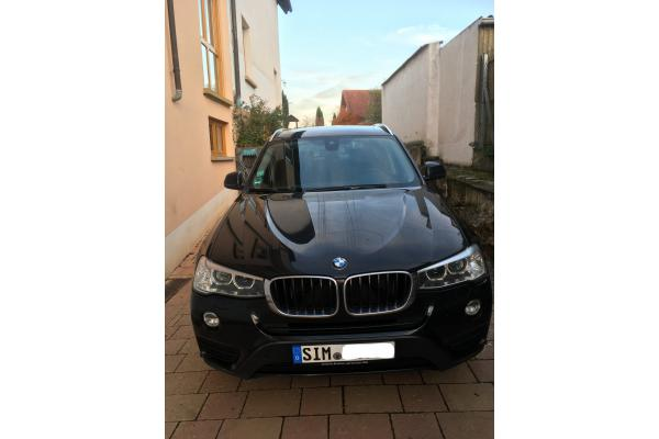 leasing durch leasing bernahme bmw x3 xdrive20d bj 06 2016 in 55566 bad sobernheim. Black Bedroom Furniture Sets. Home Design Ideas