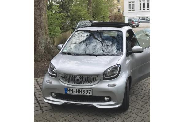 leasing durch leasing bernahme smart fortwo brabus cabrio. Black Bedroom Furniture Sets. Home Design Ideas
