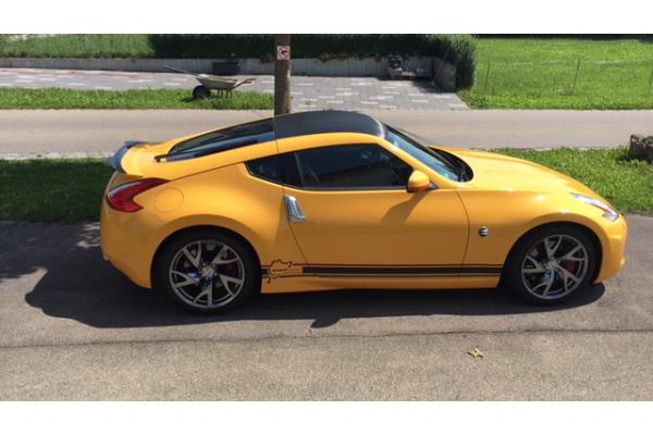 leasing durch leasingübernahme: nissan 370z pack, bj: 03/2017 in