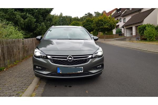 leasing durch leasingübernahme: opel astra 1.6 sports tourer
