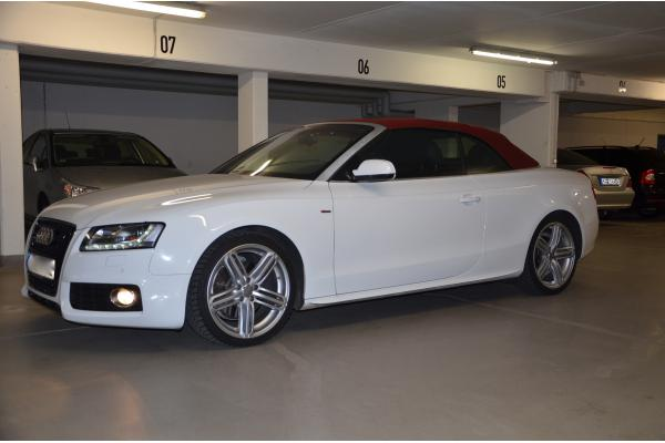 leasing durch leasing bernahme audi a5 cabrio bj 07 2010 in karlsruhe. Black Bedroom Furniture Sets. Home Design Ideas